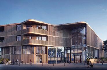 BIBLIOTEK, BANK OG LEILIGHETSBYGG – Nord-Odal 2020